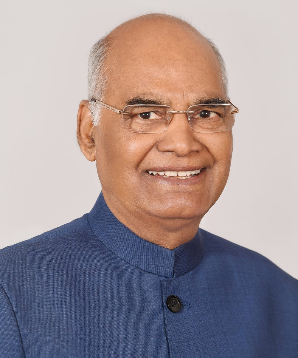H.E. Shri Ram Nath Kovind, President of the Republic of India
