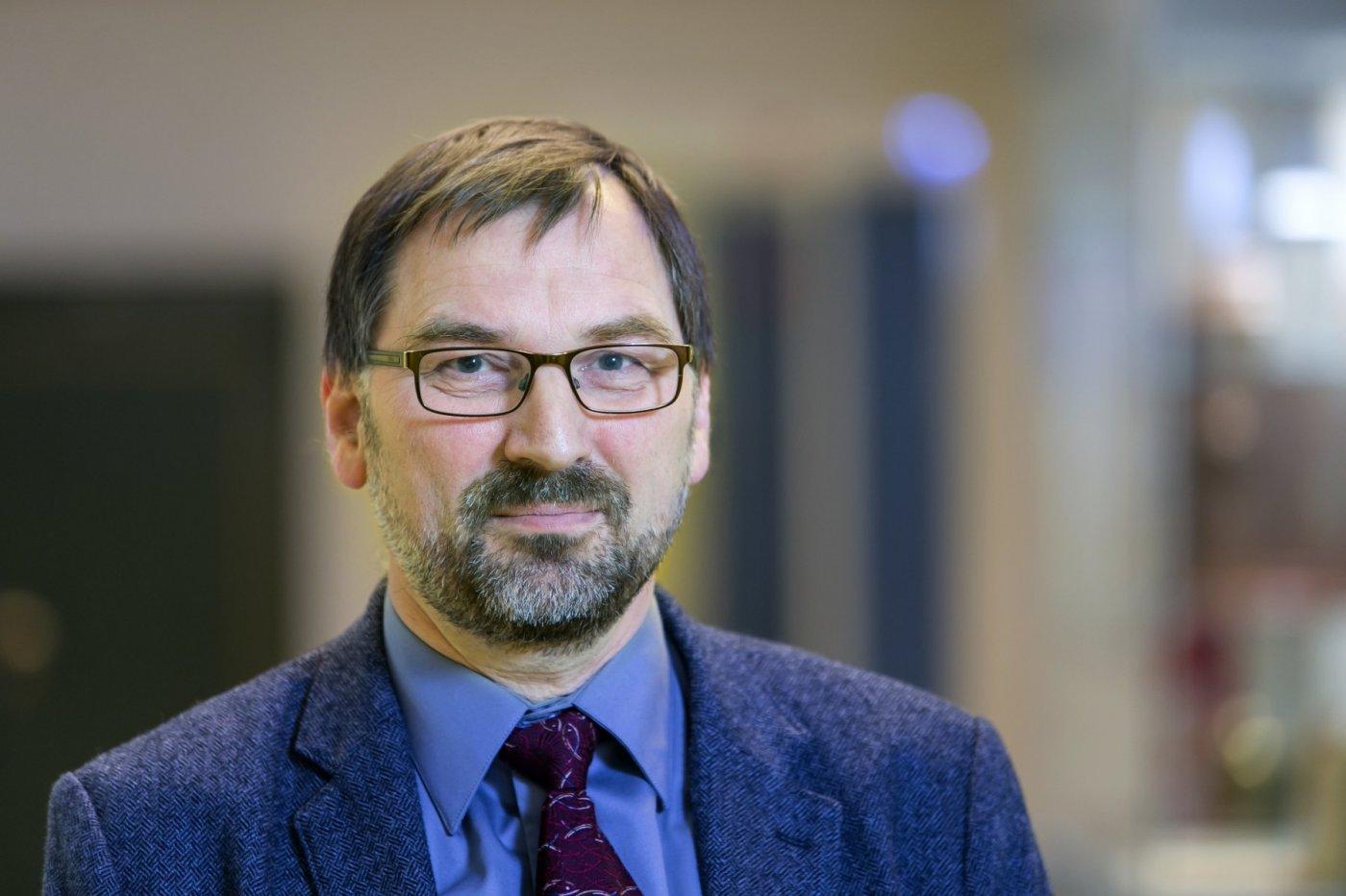 Professor Sveinbjörn Gizurarson
