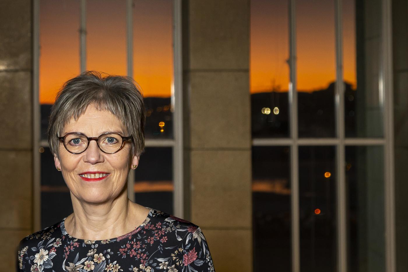 Guðbjörg Linda Rafnsdóttir