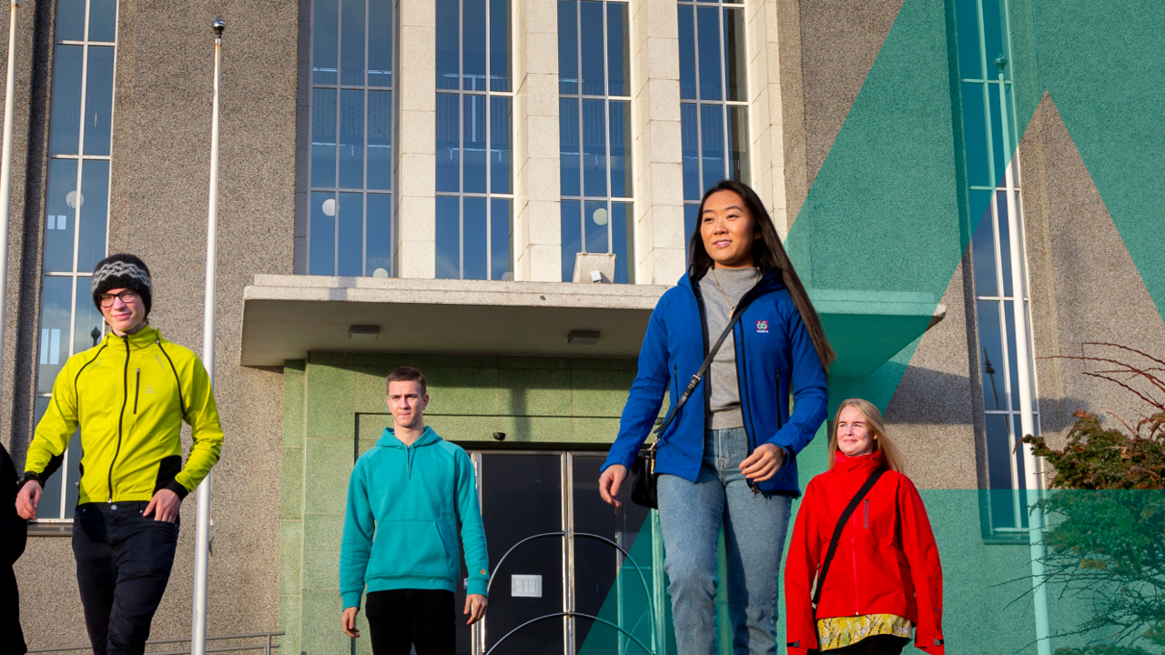 Aurora is a vibrant and open community for students and staff