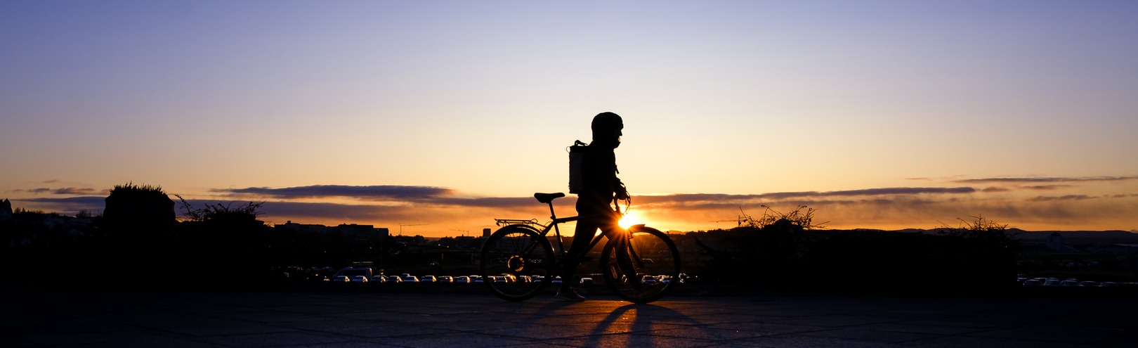 Bike to school - Available at University of Iceland