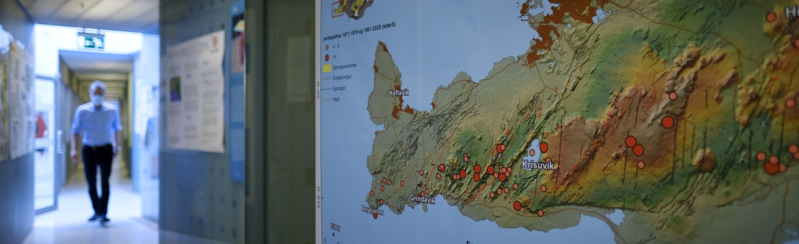 The eruption site is the best classroom - video - Available at University of Iceland