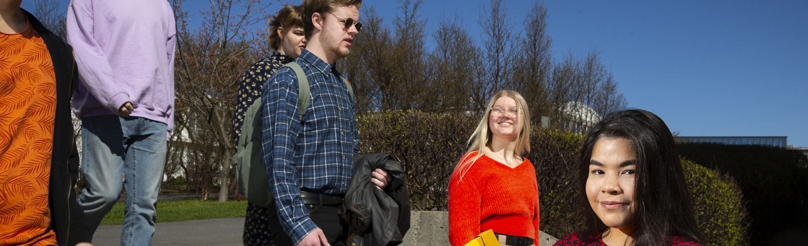 UI student representatives play a leading role in Aurora - Available at University of Iceland