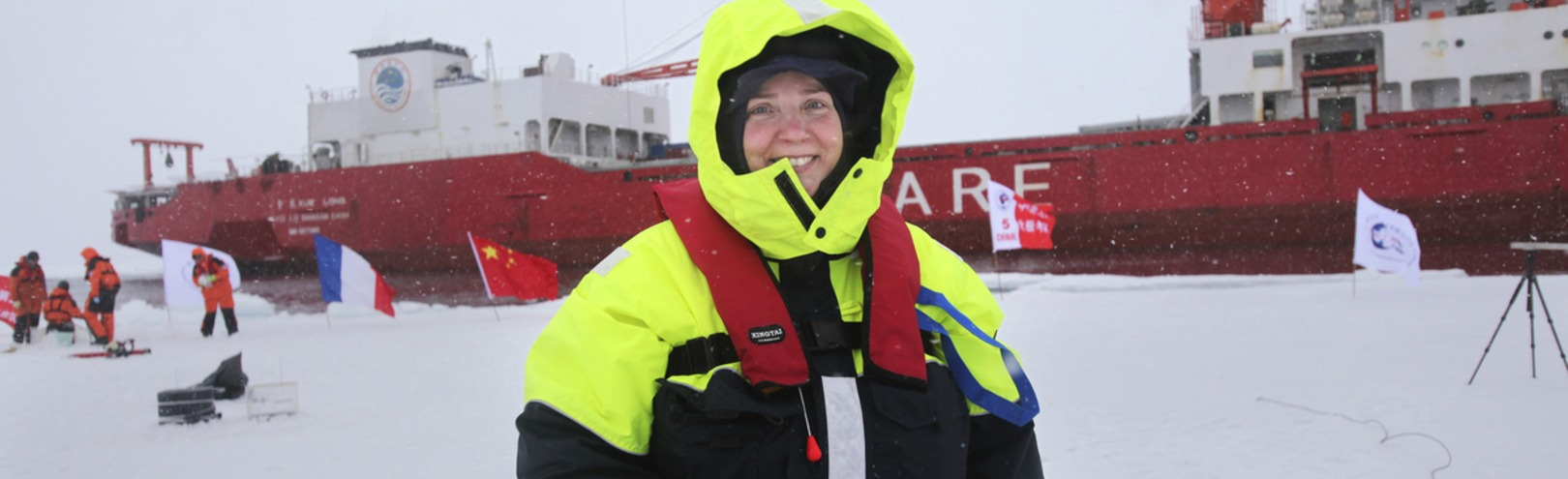 Improving the safety of seafarers by mapping the movements of icebergs - Available at University of Iceland