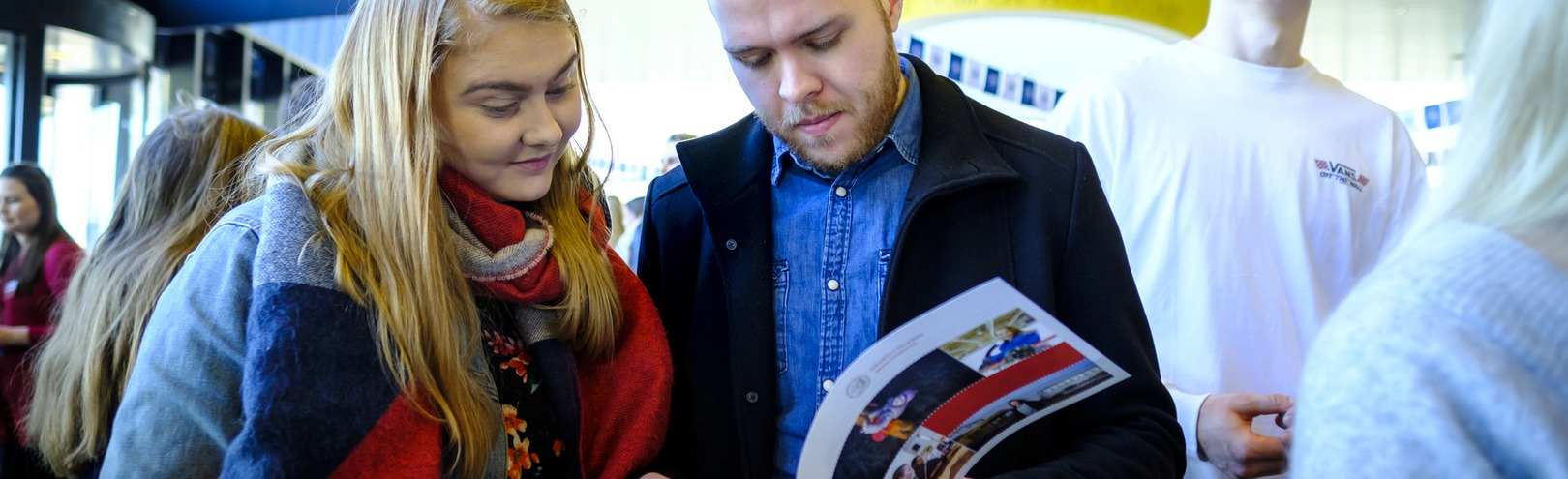 Talk to students and teachers at the Digital University Day  - Available at University of Iceland