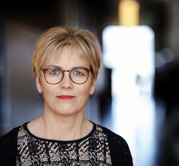 Guðbjorg Linda Rafnsdottir