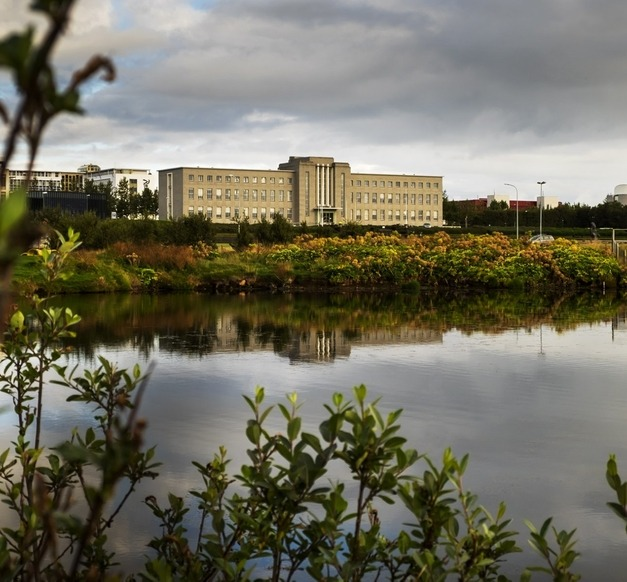 University of Iceland, main building
