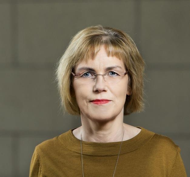 Guðbjörg Linda Rafnsdóttir, Pro-Rector for Science