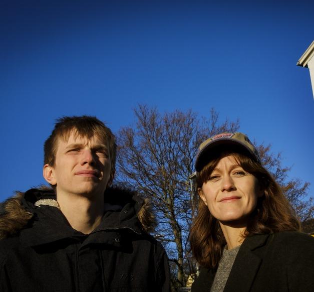 Arnór Gunnar Gunnarsson and Bergþóra Snæbjörnsdóttir
