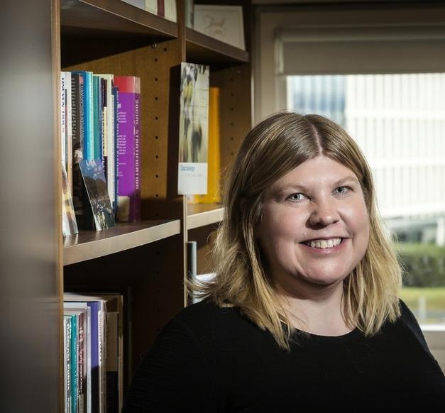 Sigrún Ólafsdóttir, Professor of Sociology at the University of Iceland