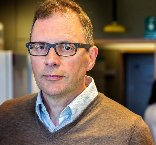 Eiríkur Steingrímsson, Professor at the Faculty of Medicine