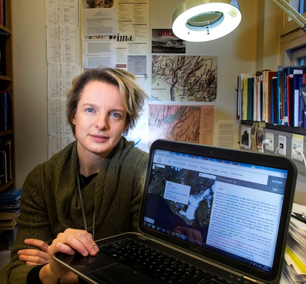 Emily Diana Lethbridge, Research Specialist at the University of Iceland Centre for Medieval Studies