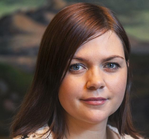 Erna Kristín Blöndal, doctoral student at the Faculty of Law