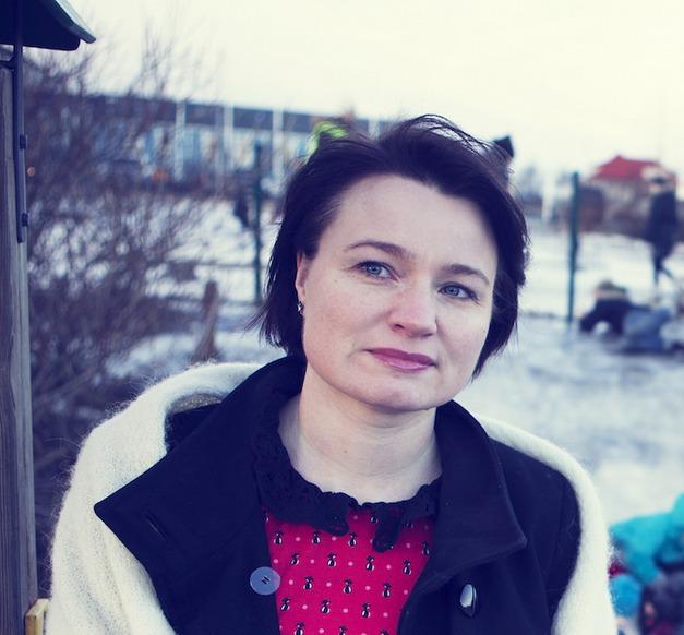 Eyrún María Rúnarsdóttir, sessional teacher in education studies