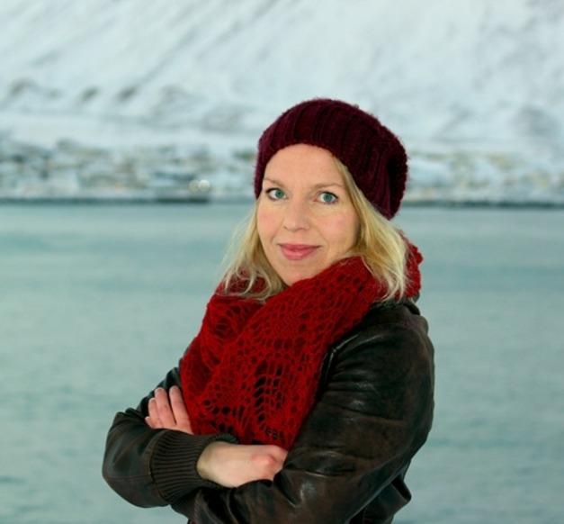 Guðbjörg Ásta Ólafsdóttir, Scientist at the University of Iceland Research Centre in the West Fjords