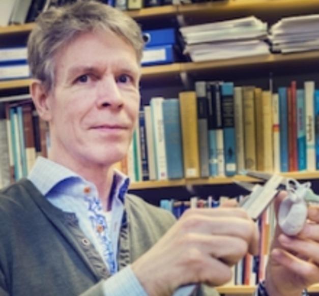 Hannes Petersen, professor at the Faculty of Medicine