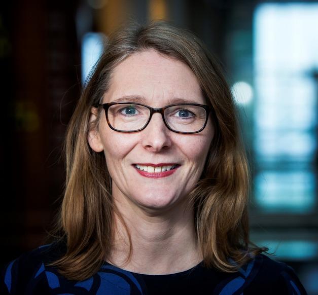 Helga Rut Guðmundsdóttir, Senior Lecturer at the Faculty of Teacher Education