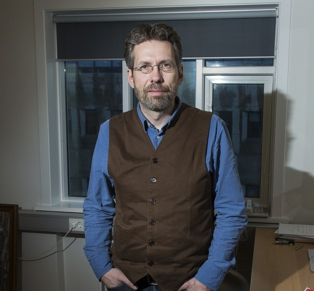 Jón Ólafsson, professor at the Faculty of Foreign Languages, Literature and Linguistics and the Faculty of Icelandic and Comparative Cultural Studies