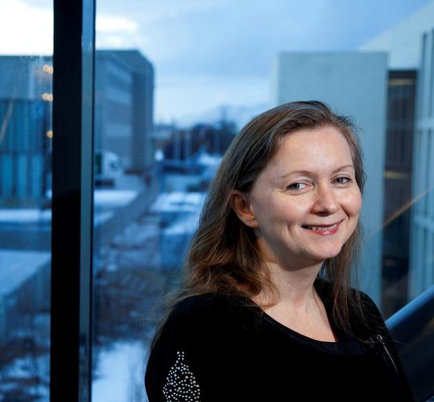 Kristín Loftsdóttir, Professor at the Faculty of Social and Human Sciences