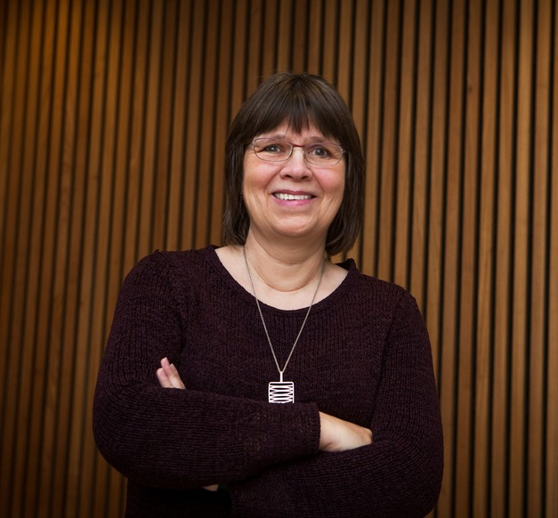 Kristín Norðdahl, Associate Lecturer at the Faculty of Teacher Education