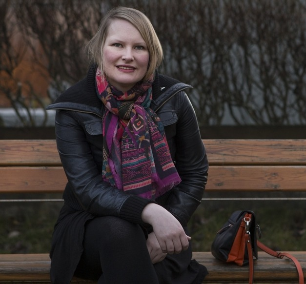 Stefanie Bade, doctoral student at the Faculty of Icelandic and Comparative Cultural Studies
