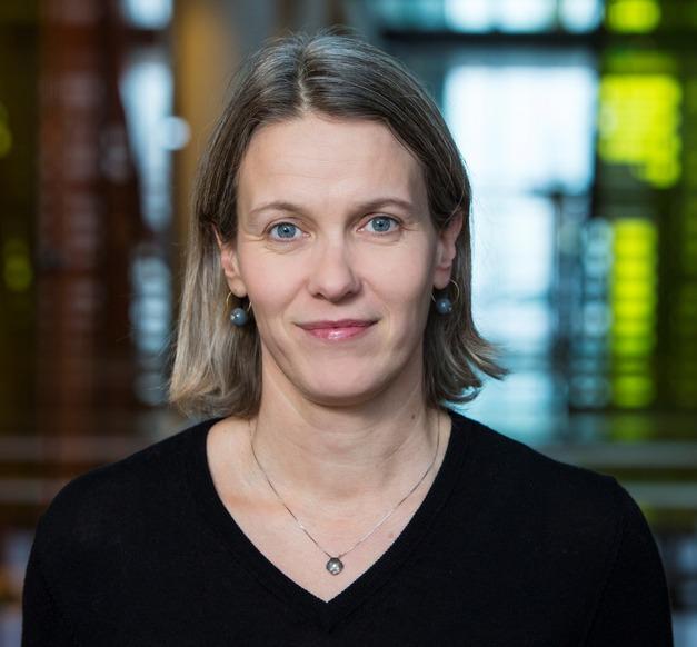 Steingerður Ólafsdóttir, assistant professor at the Faculty of Sport, Leisure Studies and Social Education.