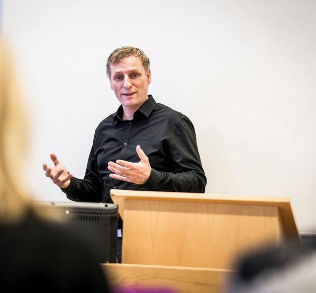 Þorlákur Axel Jónsson, doctoral student at the Faculty of Teacher Education