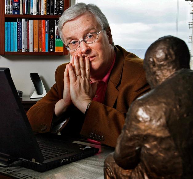Thorvaldur Gylfason, Professor at the Faculty of Economics