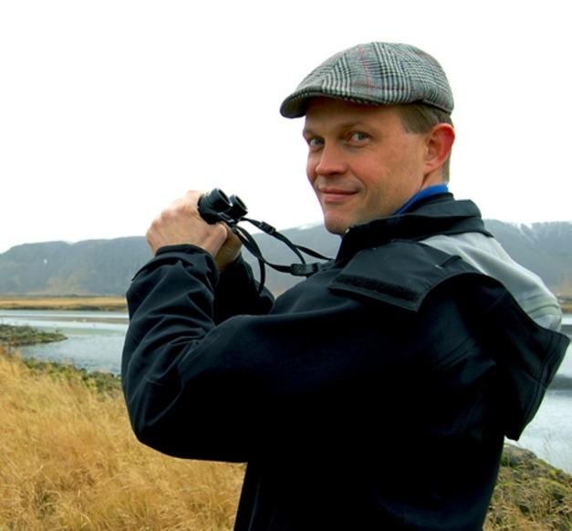 Tómas Grétar Gunnarsson, Head of the University of Iceland Research Centre South Iceland