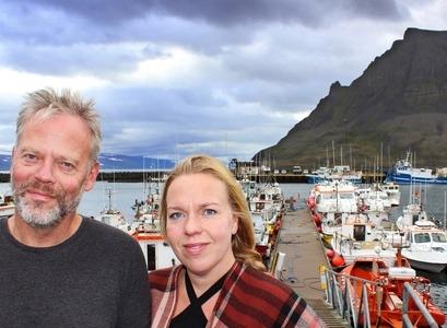 Ragnar Edvardsson and Guðbjörg Ásta Ólafsdóttir