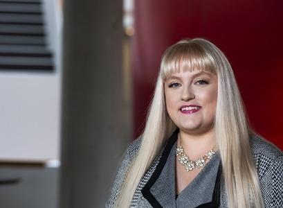 Eyrún Lóa Eiríksdóttir, PhD student.