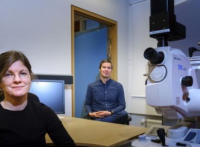 Ólöf Birna Ólafsdóttir and Sveinn Hákon Harðarson