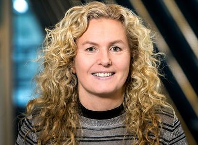 Anna Dóra Sæþórsdóttir, Professor at the Faculty of Life and Environmental Science