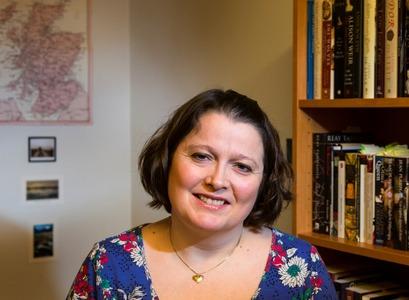 Ingibjörg Ágústsdóttir, Associate Professor at the Faculty of Foreign Languages, Literature and Linguistics