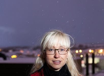 Snjólaug Ólafsdóttir, Doctoral Student at the Faculty of Civil and Environmental Engineering