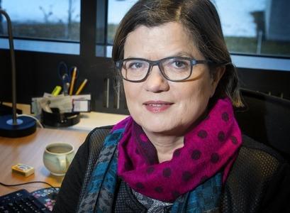 Unnur Dís Skaptadóttir, professor at the Faculty of Social and Human Sciences