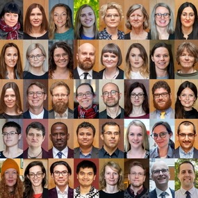 Photo of New UI PhDs from Dec. 2019 to Dec. 2020