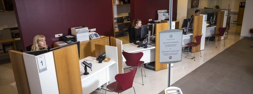Service Desk University Centre | University of Iceland