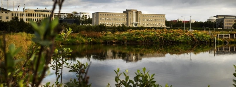 main building of the University of Iceland