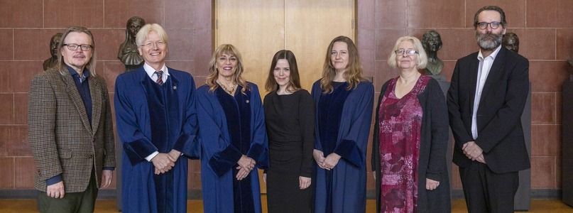 Doctoral programme School of Humanities - Available at University of Iceland