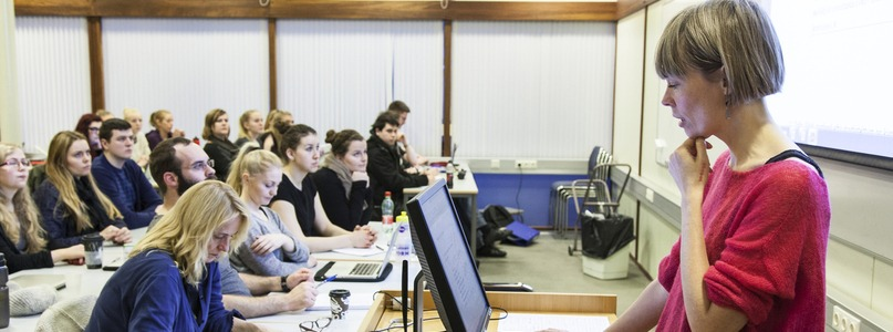Erasmus+ grants outside Europe - Available at University of Iceland