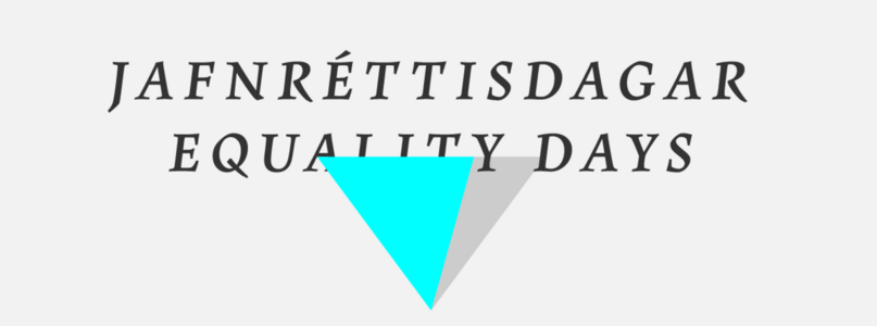 Equality Days - Available at University of Iceland