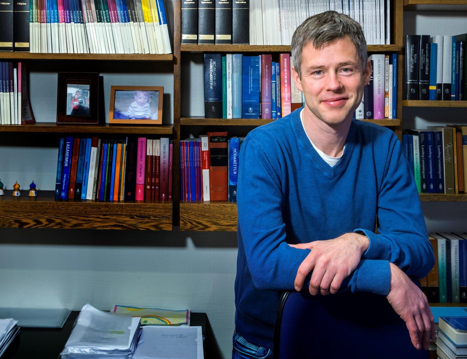 Picture of Eirikur Jonsson